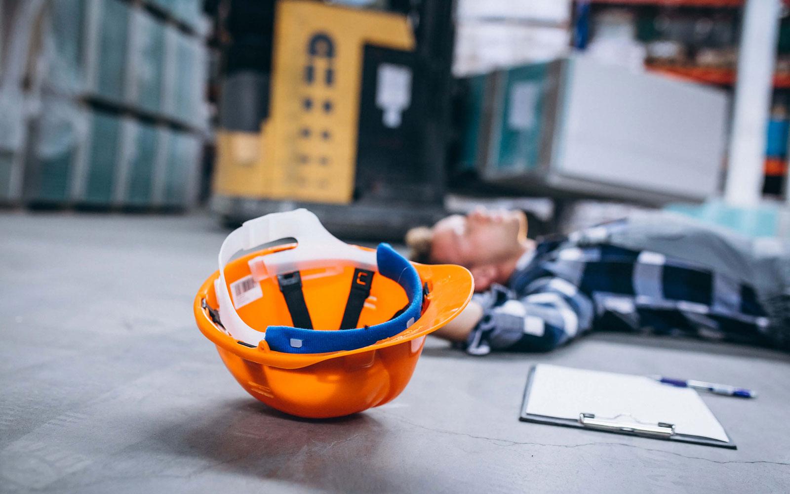 Reclamación de accidentes laborales