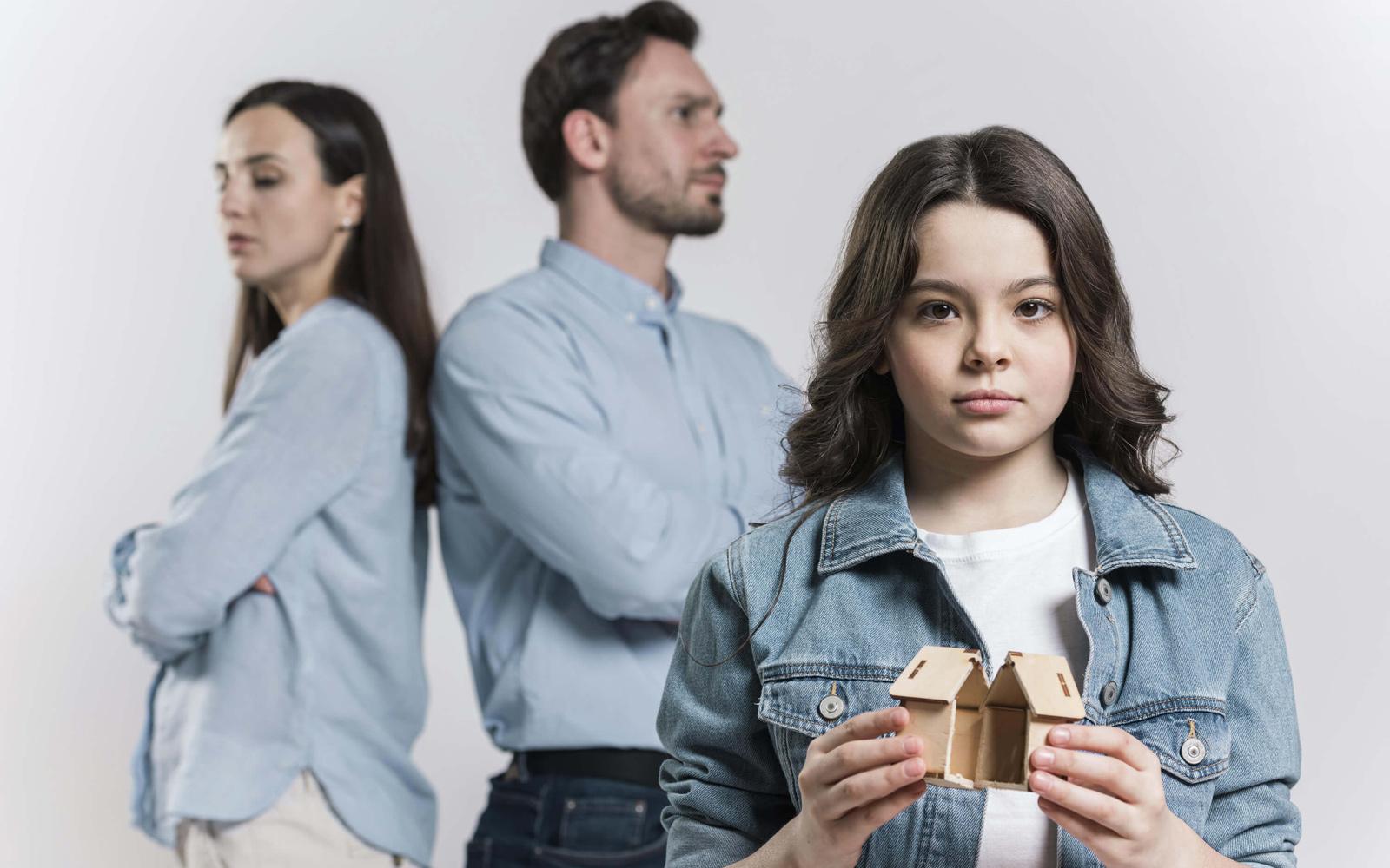 Reclamación de custodia de los hijos