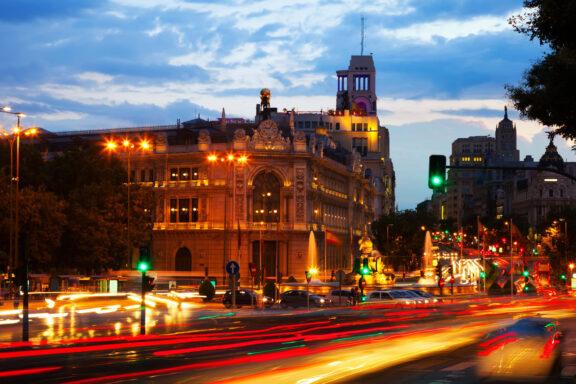 Reclamar multas de Madrid Central